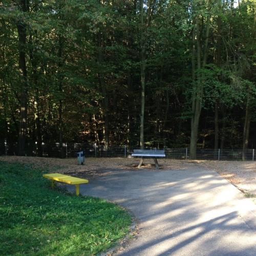 Bild 4: Waldspielplatz Hainbuchenweg