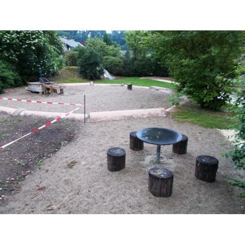 Bild 7: Wasser-Kletter-Spielplatz