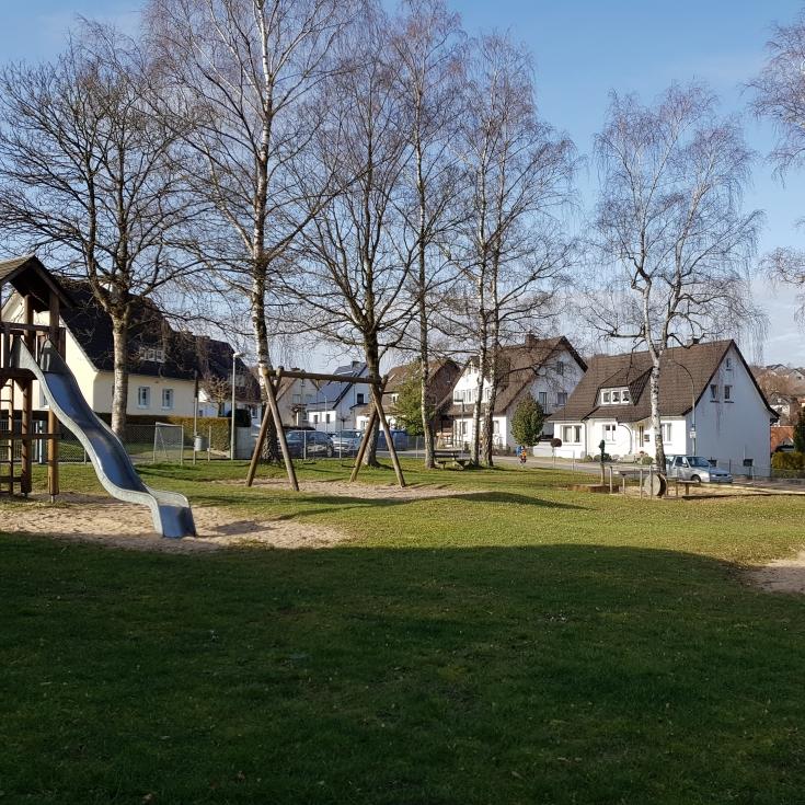 Bild 1: Wiesenstraße/ Gartenstrasse