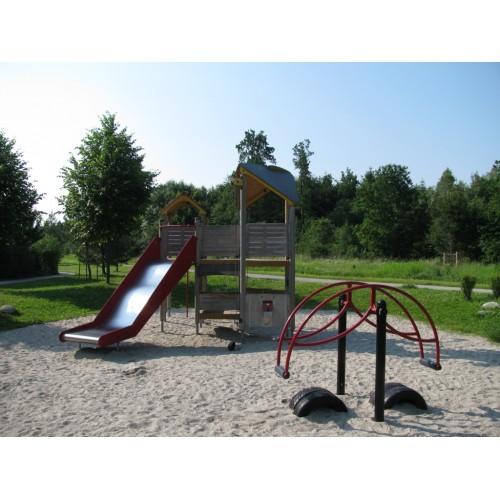 Bild 1: Wohnanlagen Spielplatz I