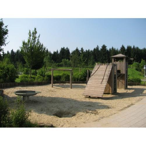 Bild 1: Wohnanlagen Spielplatz III