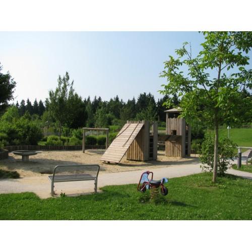 Bild 4: Wohnanlagen Spielplatz III